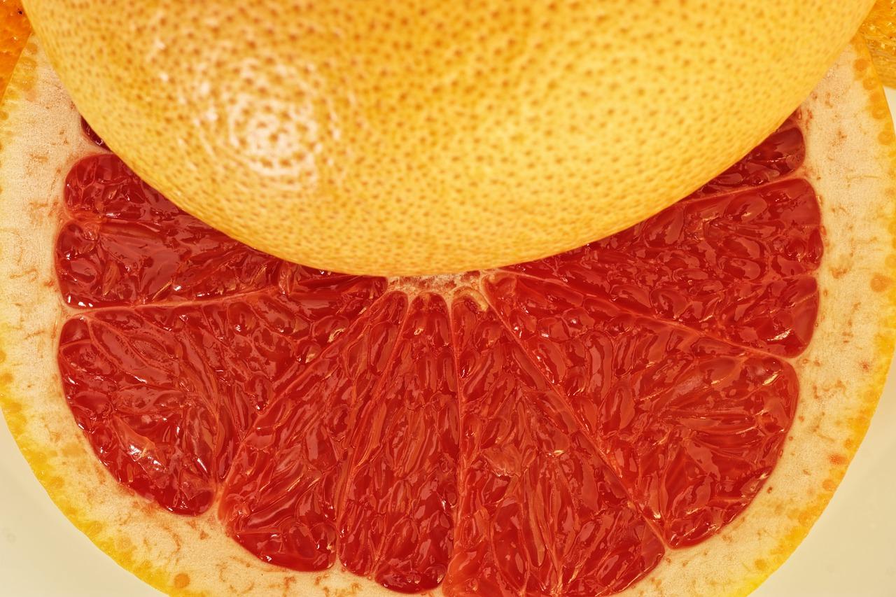 Grejpfrut – tajemnica zdrowia i szczupłej sylwetki.